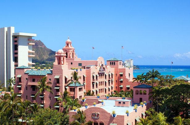 Hawaii Destination Wedding - Royal Hawaiian, a Luxury Collection Resort