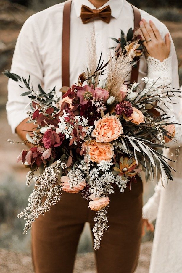 Wedding Bouquet - Wild Love Photography