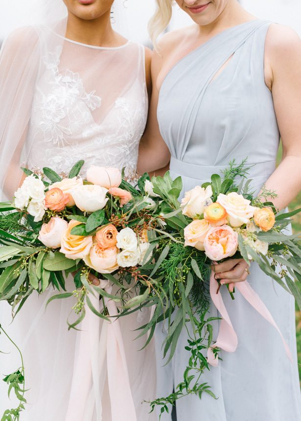 Wedding Bouquets - Photography: The Mallorys