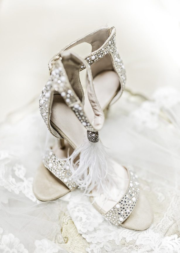 wedding shoes - Sarah Casile Weddings