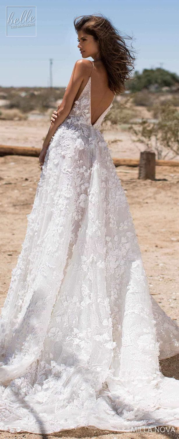 Milla Nova Wedding Dresses 2019 - California Dream Collection - Candis