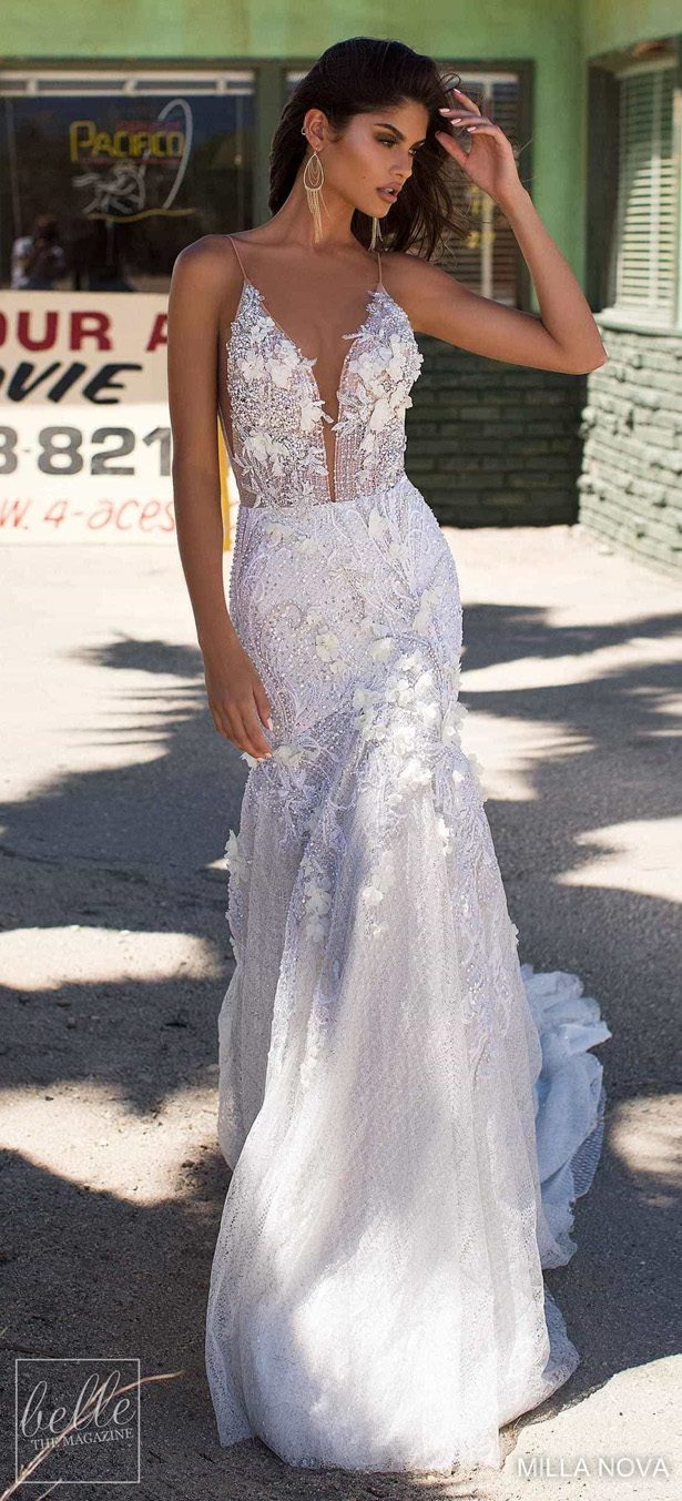 Milla Nova Wedding Dresses 2019 - California Dream Collection - Crystal 11