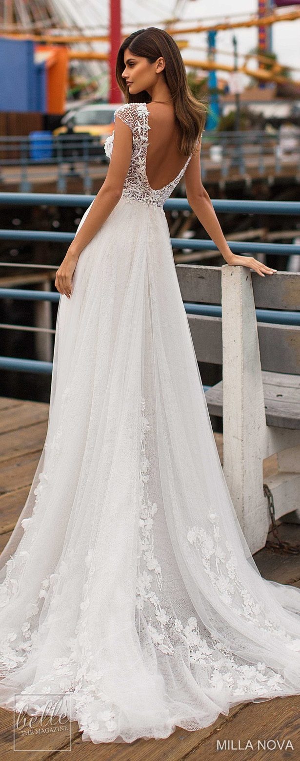 Milla Nova Wedding Dresses 2019 - California Dream Collection - Dream 137