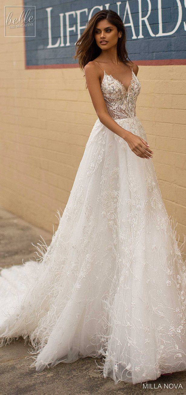 Milla Nova Wedding Dresses 2019 - California Dream Collection - Everly 158