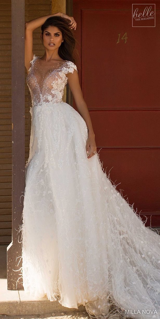 Milla Nova Wedding Dresses 2019 - California Dream Collection - Janis 115