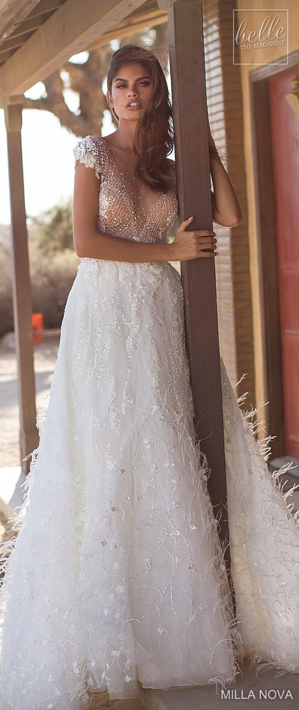 Milla Nova Wedding Dresses 2019 - California Dream Collection - Janis 5