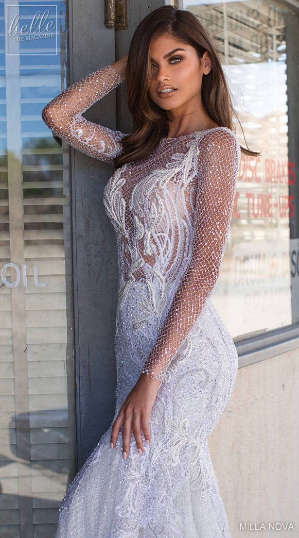 Milla Nova Wedding Dresses 2019 - California Dream Collection - Lexy 7
