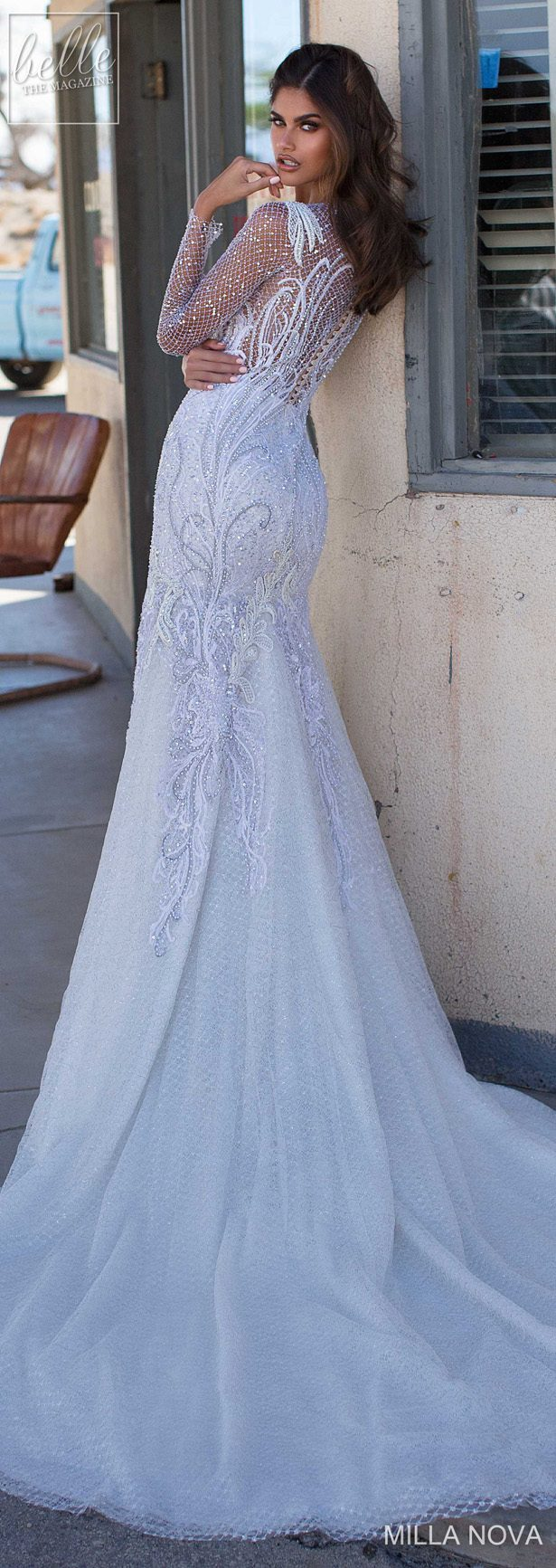 Milla Nova Wedding Dresses 2019 - California Dream Collection - Lexy 80