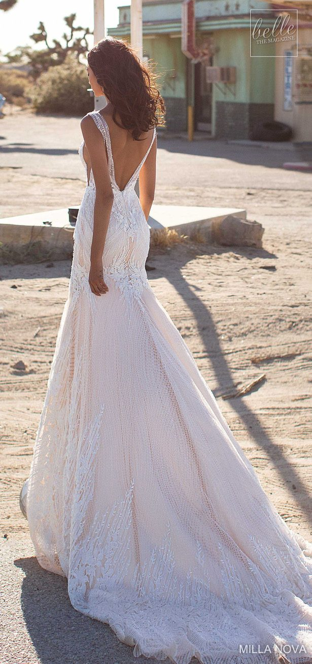 Milla Nova Wedding Dresses 2019 - California Dream Collection - Luna