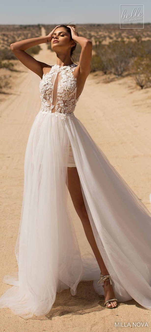 Milla Nova Wedding Dresses 2019 - California Dream Collection - Miranda