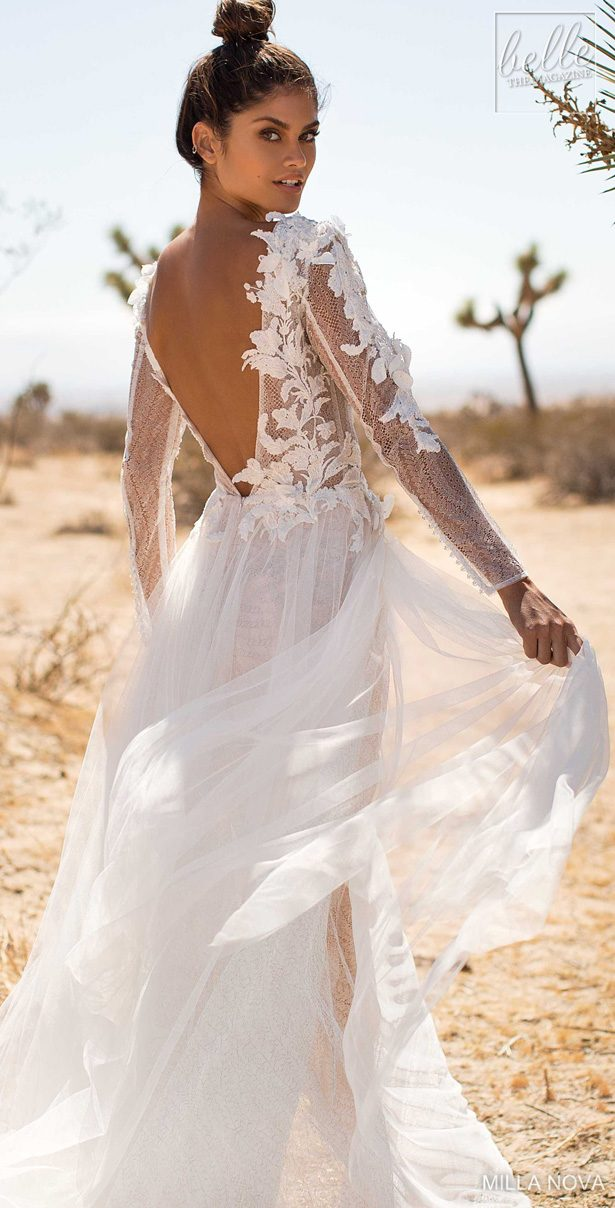 Milla Nova Wedding Dresses 2019 - California Dream Collection - Mirren 181