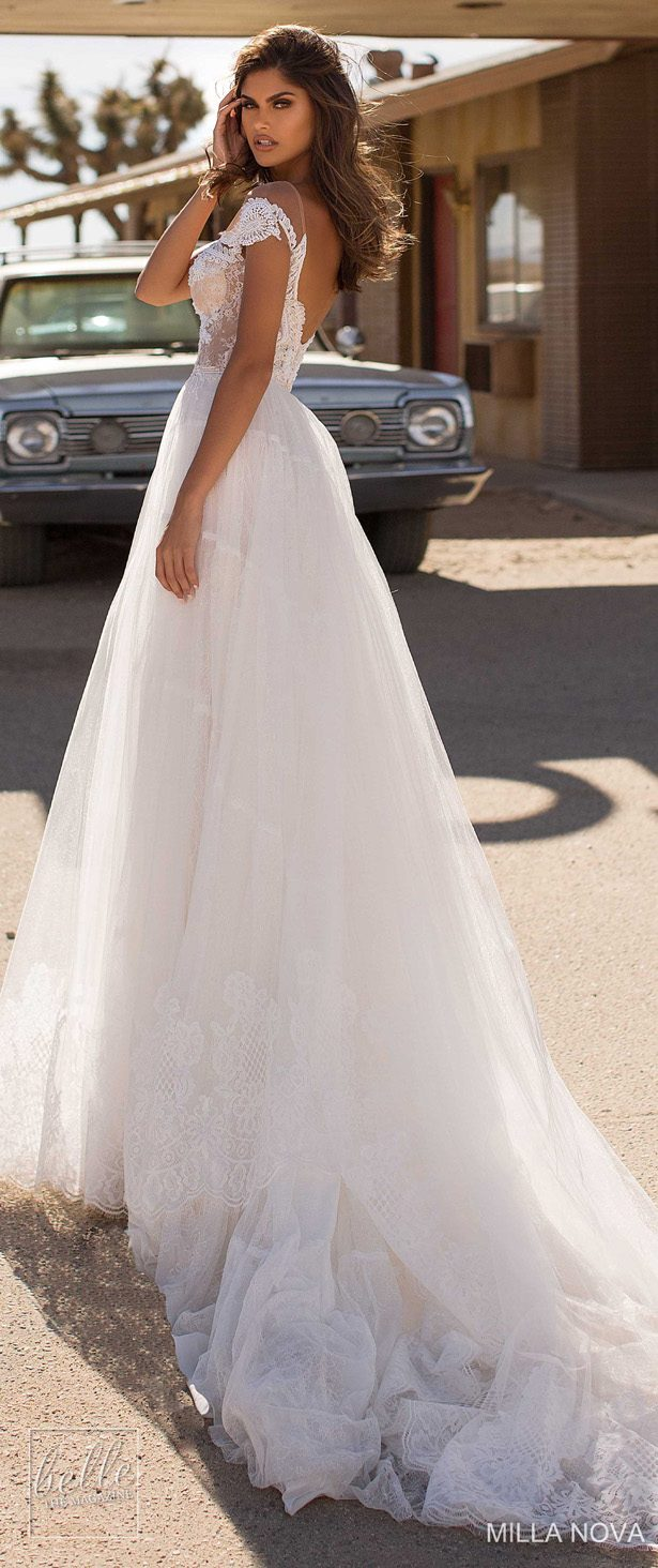 Milla Nova Wedding Dresses 2019 - California Dream Collection - Monica 91