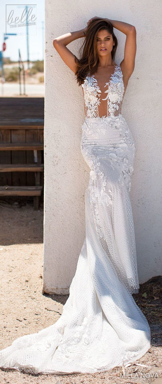 Milla Nova Wedding Dresses 2019 - California Dream Collection - Nicole 1