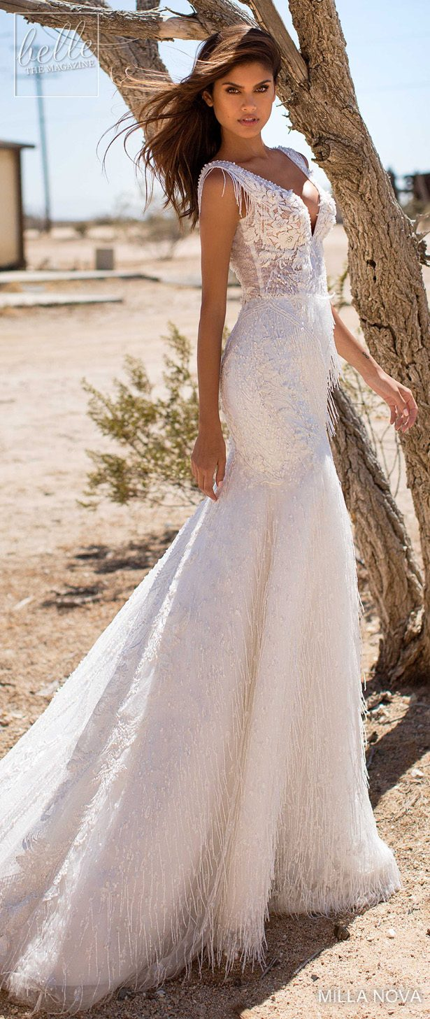 Milla Nova Wedding Dresses 2019 - California Dream Collection - Rihanna 178