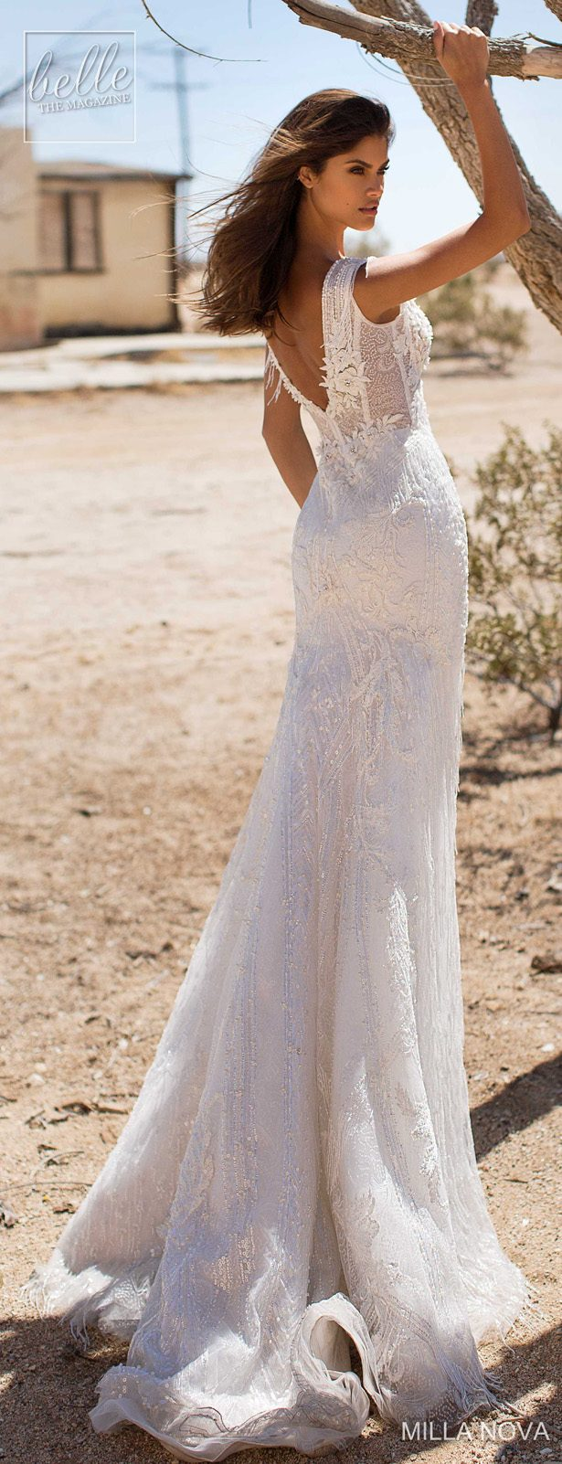 Milla Nova Wedding Dresses 2019 - California Dream Collection - Rihanna 179