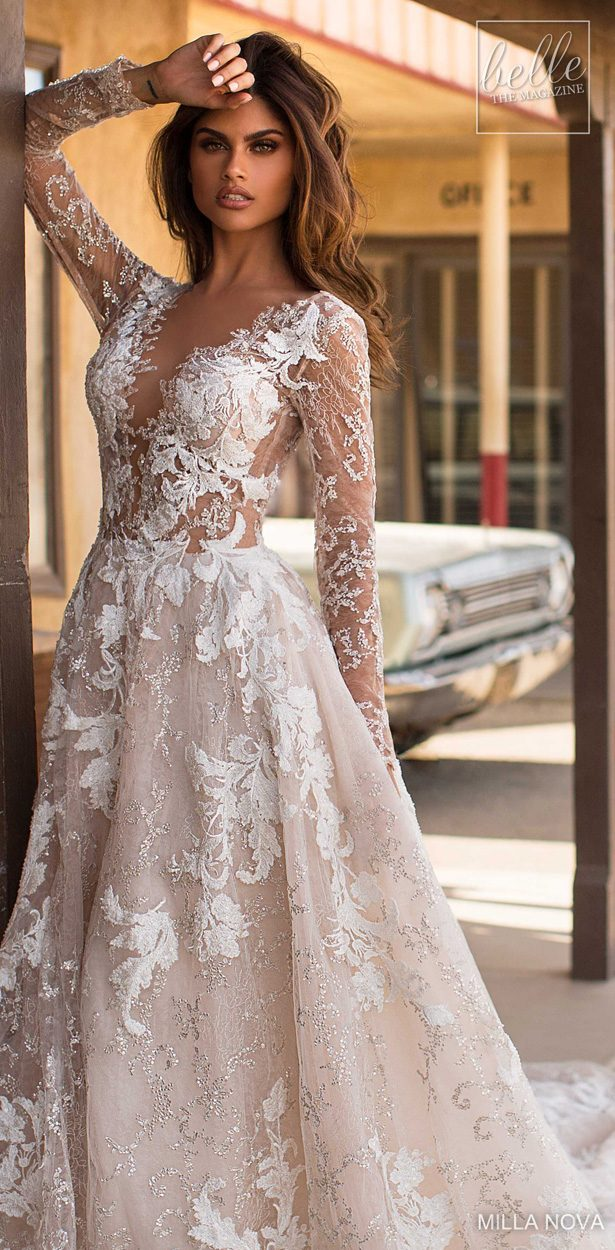 Milla Nova Wedding Dresses 2019 - California Dream Collection - Softy