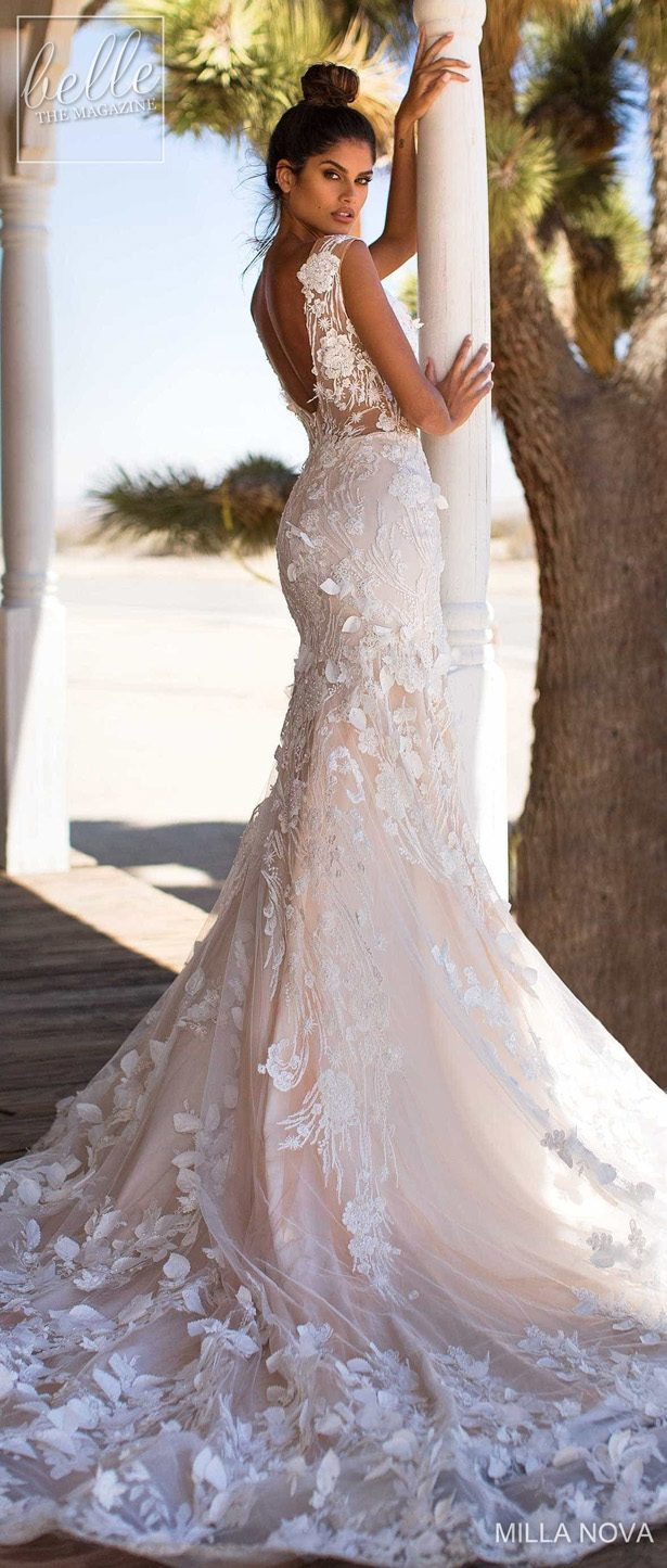 Milla Nova Wedding Dresses 2019 - California Dream Collection - Spencer 1