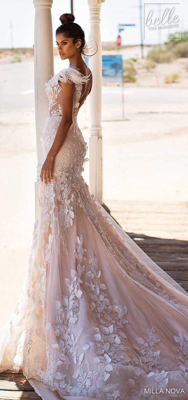 Milla Nova Wedding Dresses 2019 - California Dream Collection - Spencer 175