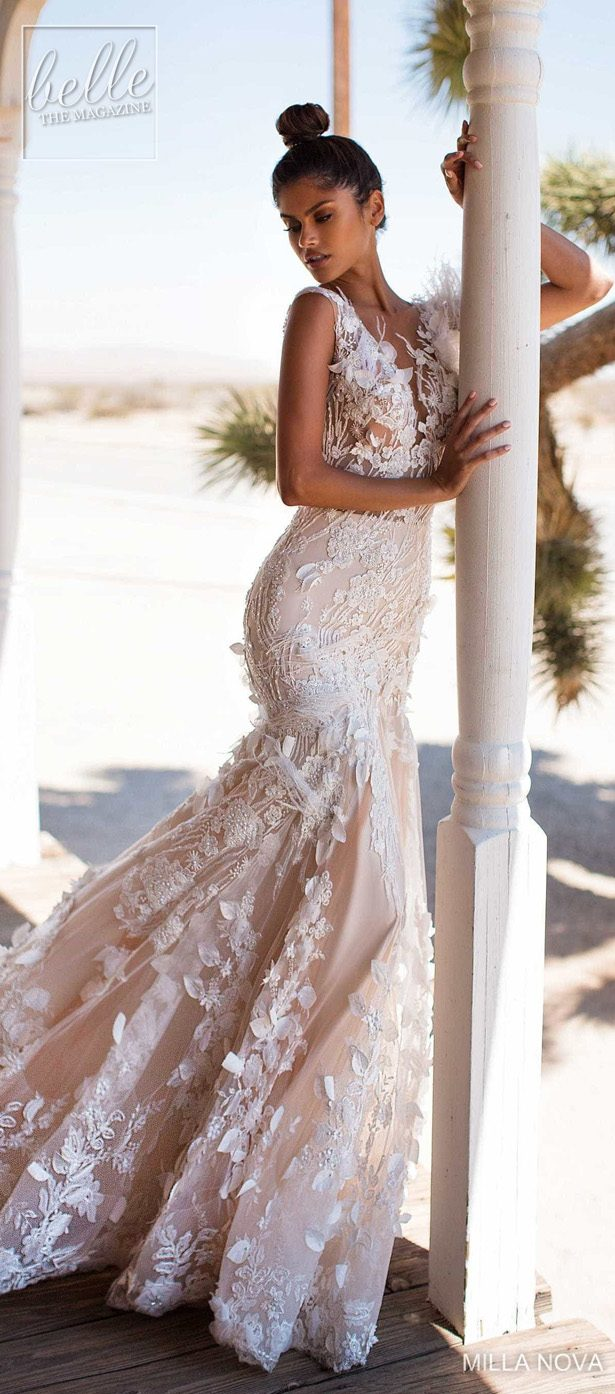 Milla Nova Wedding Dresses 2019 - California Dream Collection - Spencer