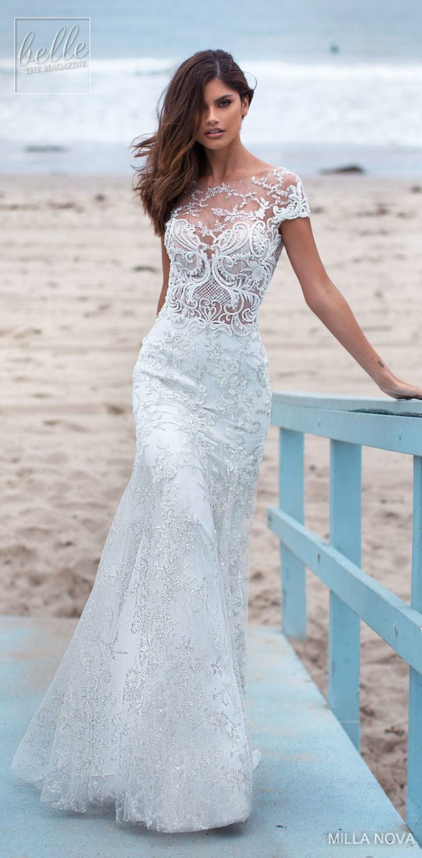 Milla Nova Wedding Dresses 2019 - California Dream Collection - Swan 1