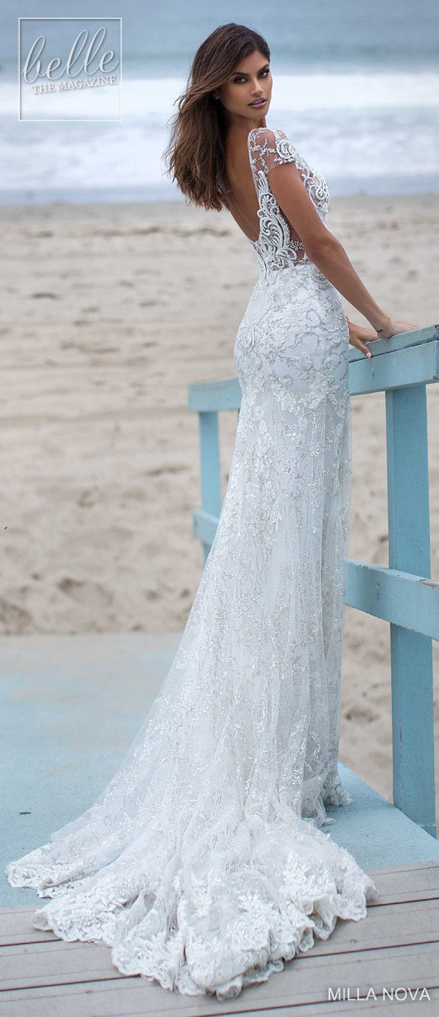Milla Nova Wedding Dresses 2019 - California Dream Collection - Swan 146