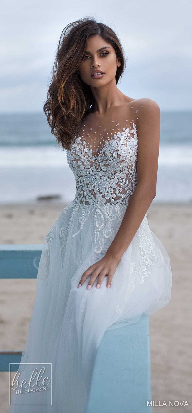 Milla Nova Wedding Dresses 2019 - California Dream Collection - Tayana 147