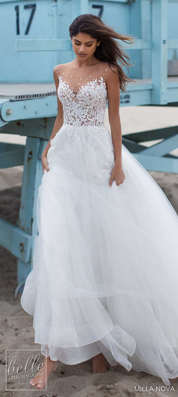 Milla Nova Wedding Dresses 2019 - California Dream Collection - Tayana 148