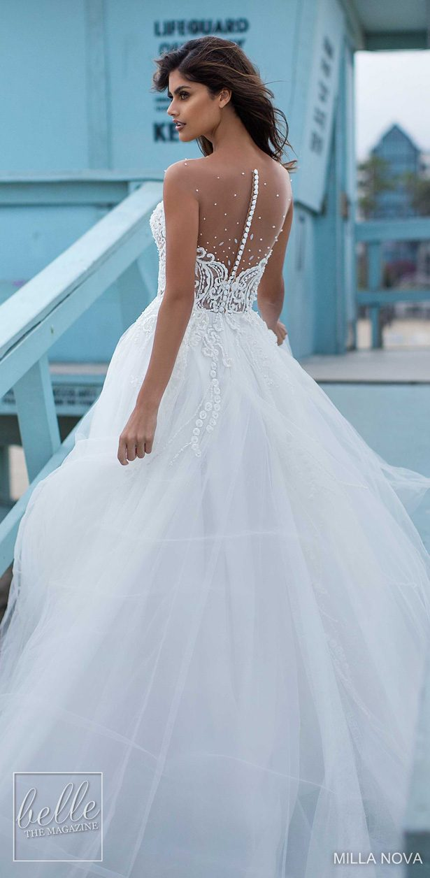 Milla Nova Wedding Dresses 2019 - California Dream Collection - Tayana 149