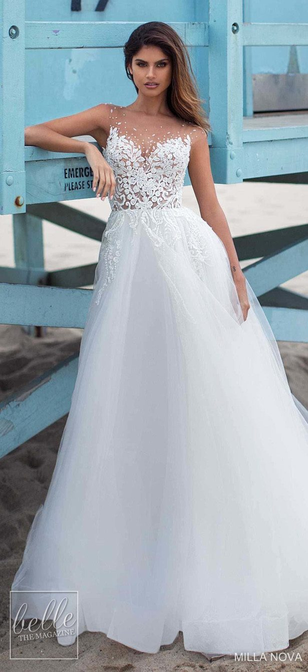 Milla Nova Wedding Dresses 2019 - California Dream Collection - Tayana