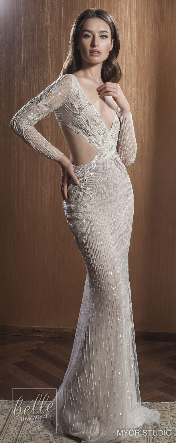 Myor Studio 2019 Wedding Dresses - Tel Aviv Collection