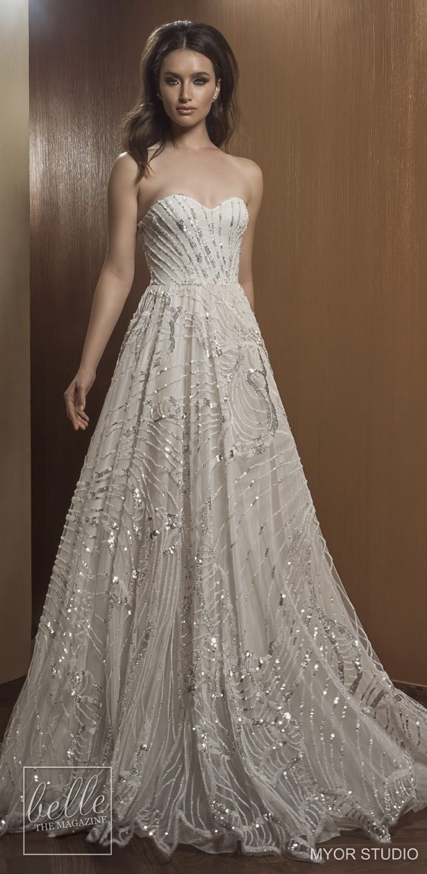 Myor Studio 2019 Wedding Dresses - Tel Aviv Collection 33