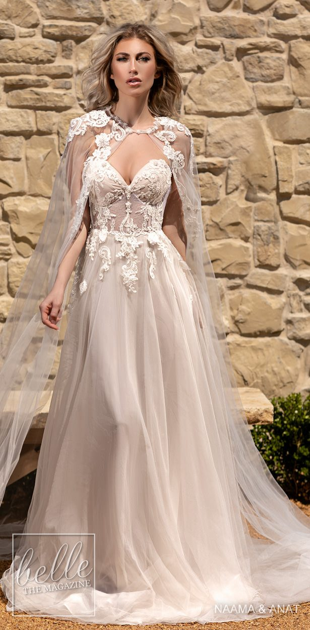 Naama and Anat Wedding Dresses 2020 - The Royal Blossom Collection