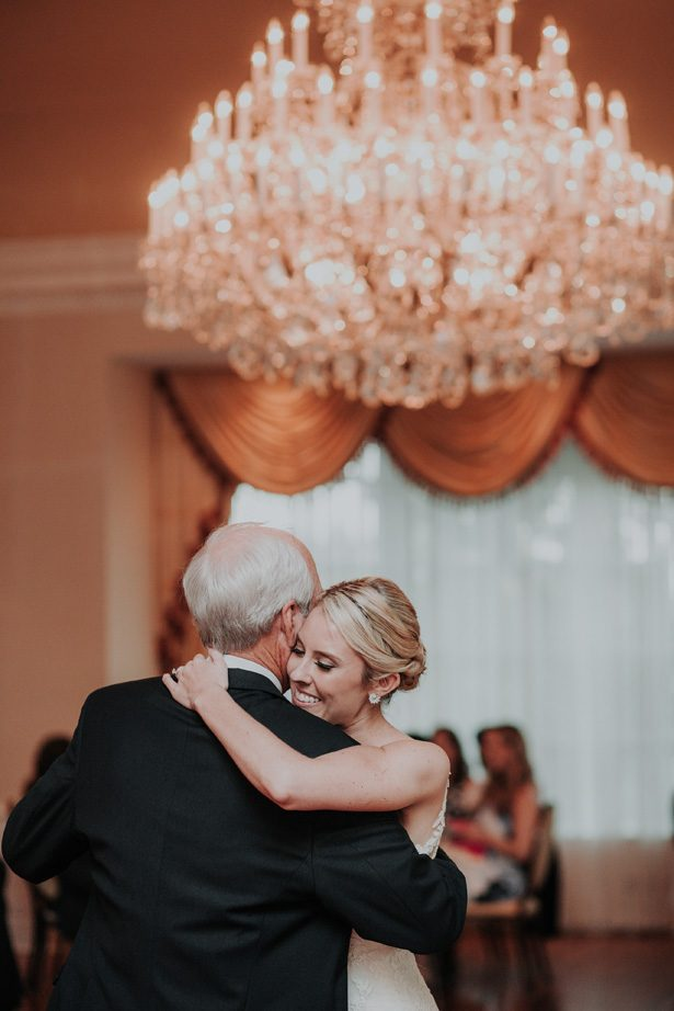father of the bride dance - Kelli Wilke Photography