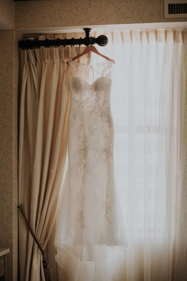 wedding dress - Kelli Wilke Photography