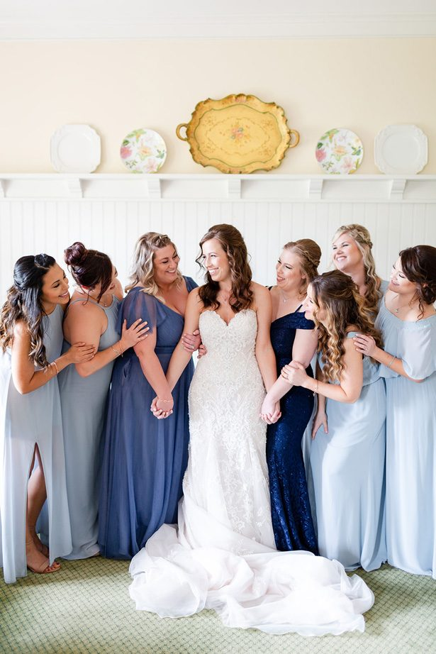 wedding party inspiration - Luke & Ashley Photography