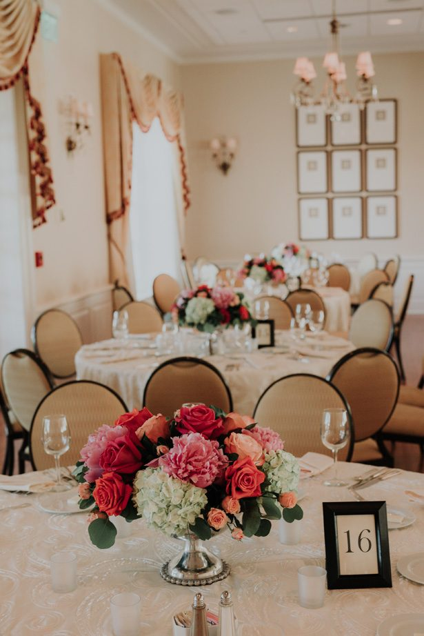 wedding reception decor - Kelli Wilke Photography