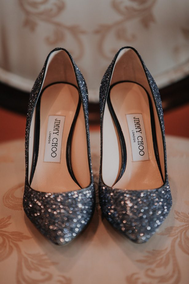 wedding shoes - Kelli Wilke Photography