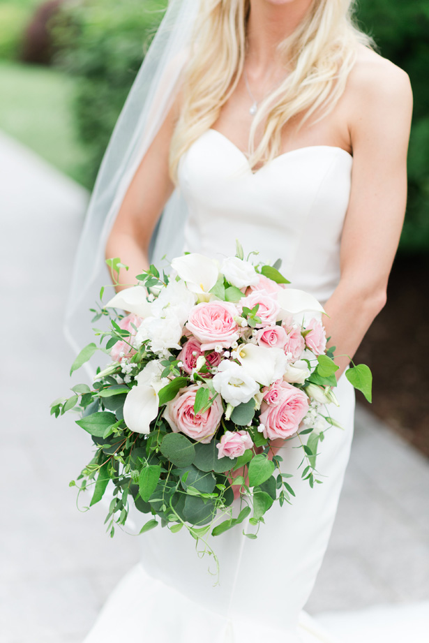 wild wedding bouquet - Amanda Collins Photography