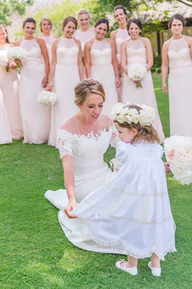 Flower girl- Heather Durham Photography