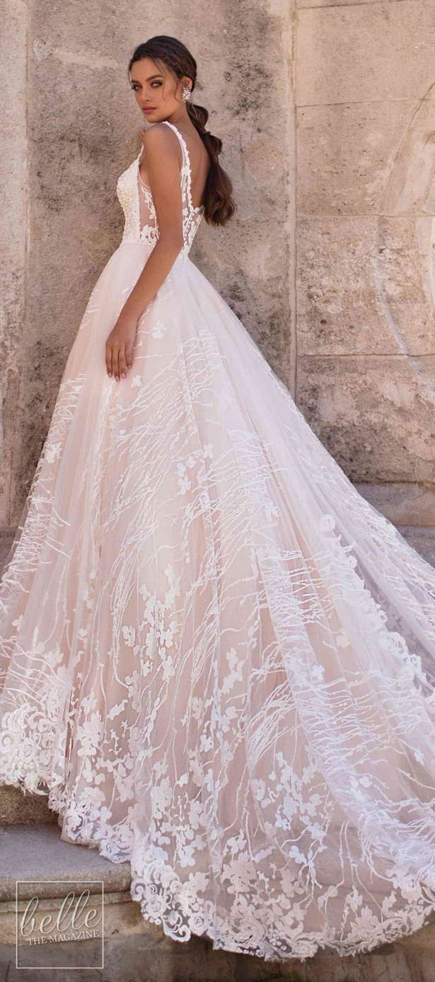 Liretta Wedding Dresses 2019 - Blue Mountain Bridal Collection - Brutte
