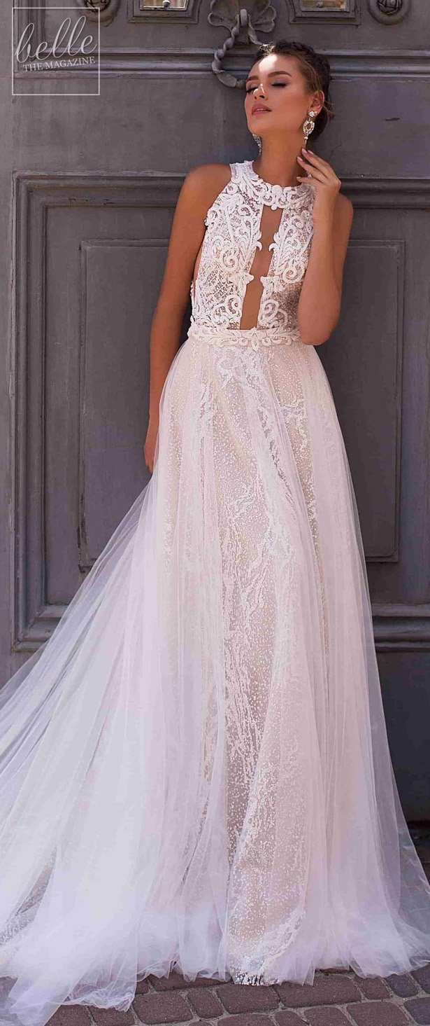 Liretta Wedding Dresses 2019 - Blue Mountain Bridal Collection - Charrier