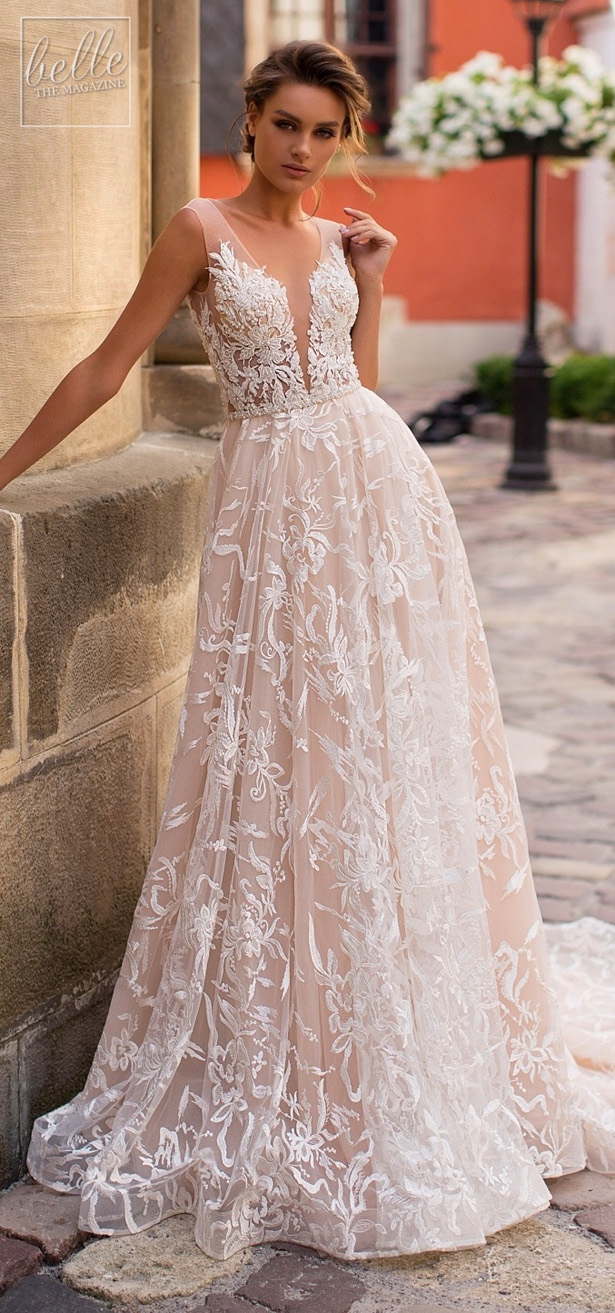 Liretta Wedding Dresses 2019 - Blue Mountain Bridal Collection - Jackson