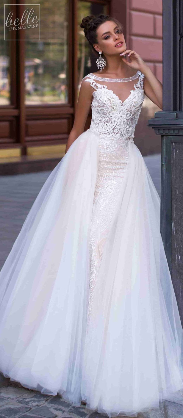 Liretta Wedding Dresses 2019 - Blue Mountain Bridal Collection - Kalossi