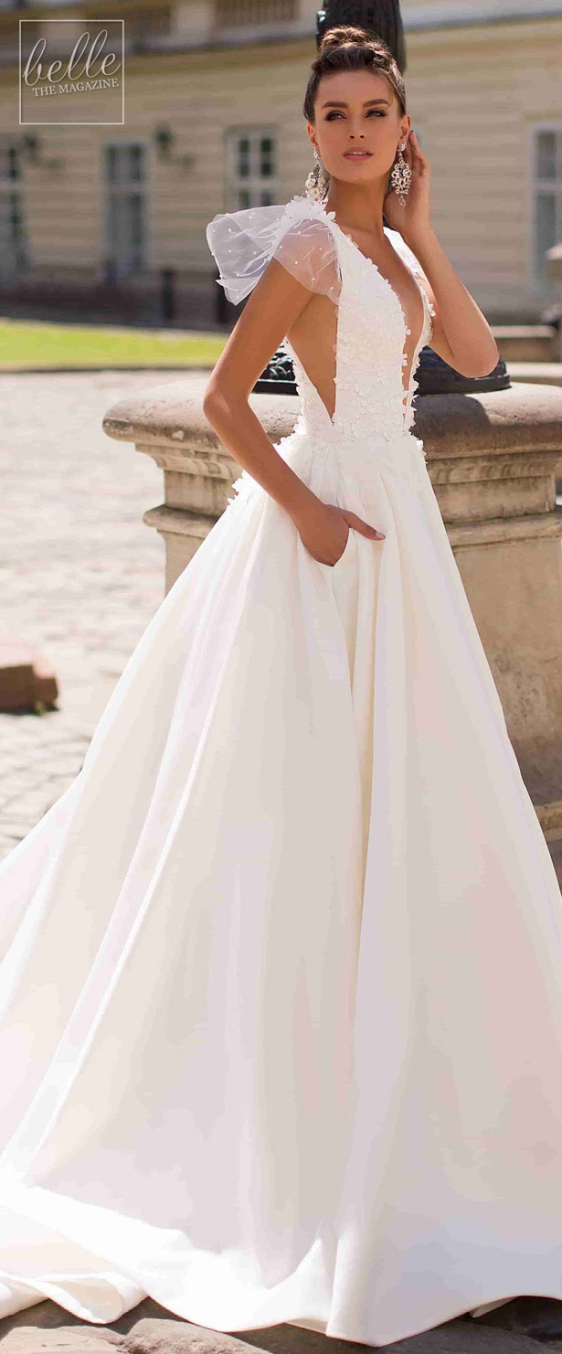 Liretta Wedding Dresses 2019 - Blue Mountain Bridal Collection - Kona