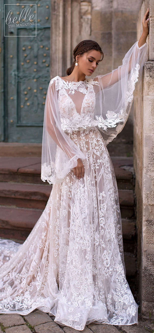 Liretta Wedding Dresses 2019 - Blue Mountain Bridal Collection - Lintong 3