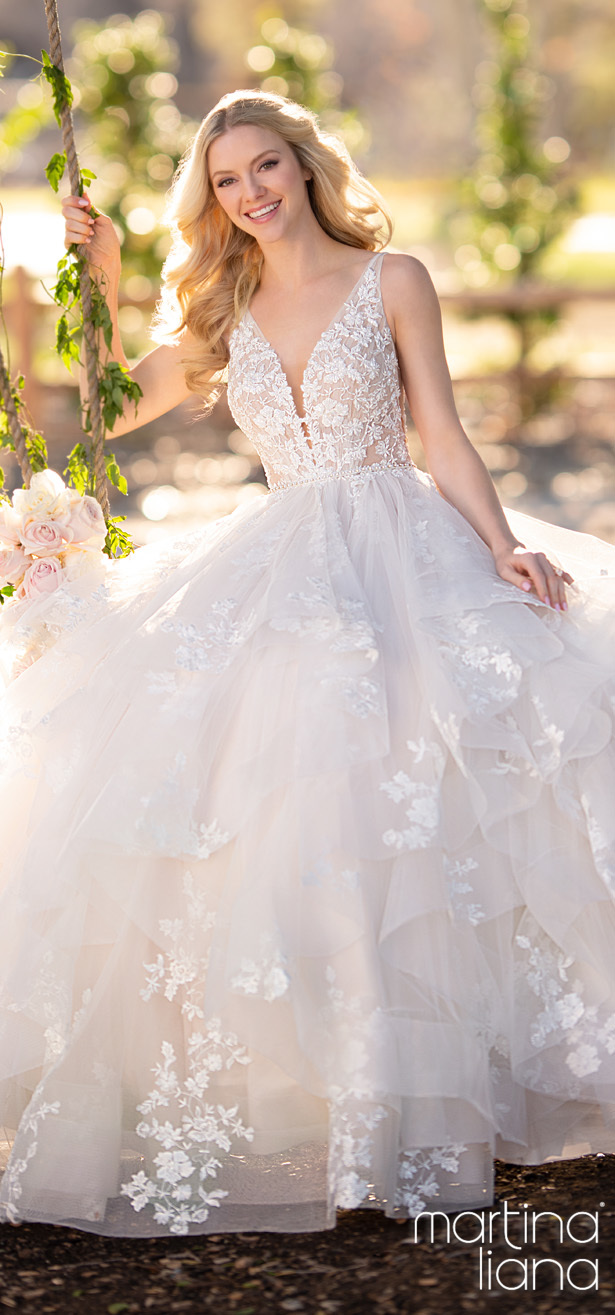 Martina Liana Spring 2020 Wedding Dresses - 1105