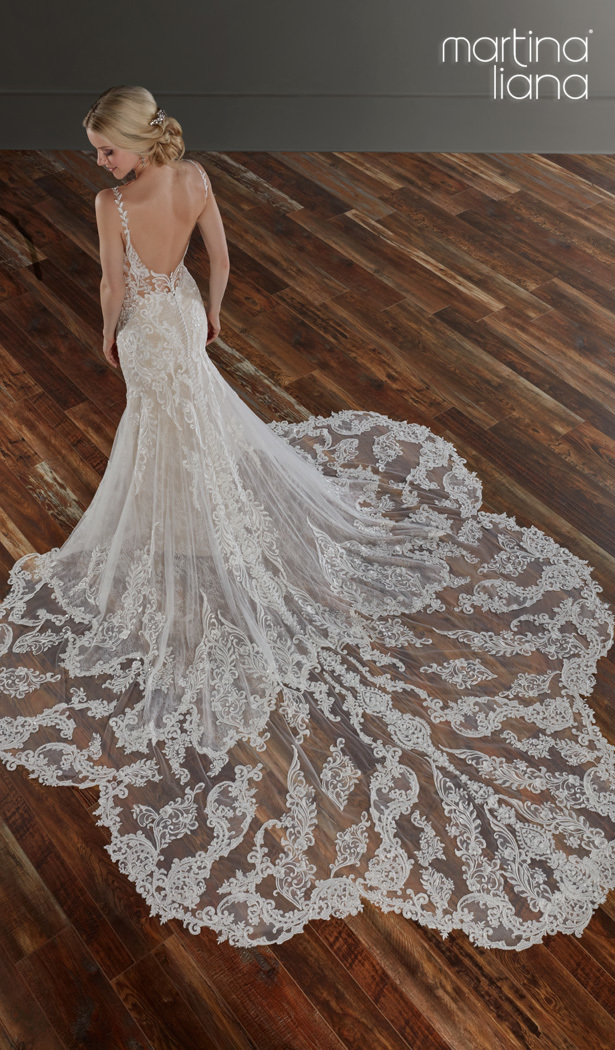 Martina Liana Spring 2020 Wedding Dresses - 1111