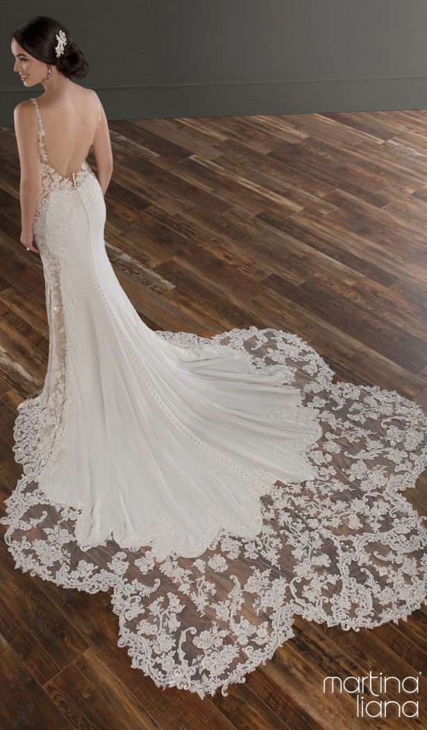Martina Liana Spring 2020 Wedding Dresses - 1128