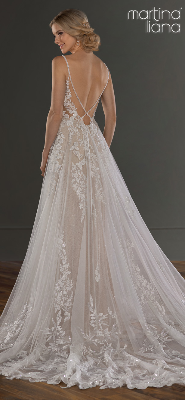 Martina Liana Spring 2020 Wedding Dresses - 1137
