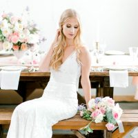 Sophisticated Feminine Bride - Bobbye Jean Photography